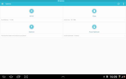ES Task Manager (Task Killer ) screenshot 7