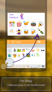 Ai.type Free Emoji Keyboard APK screenshot thumbnail 12