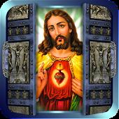 Free Download God Door Lock Screen APK for Samsung