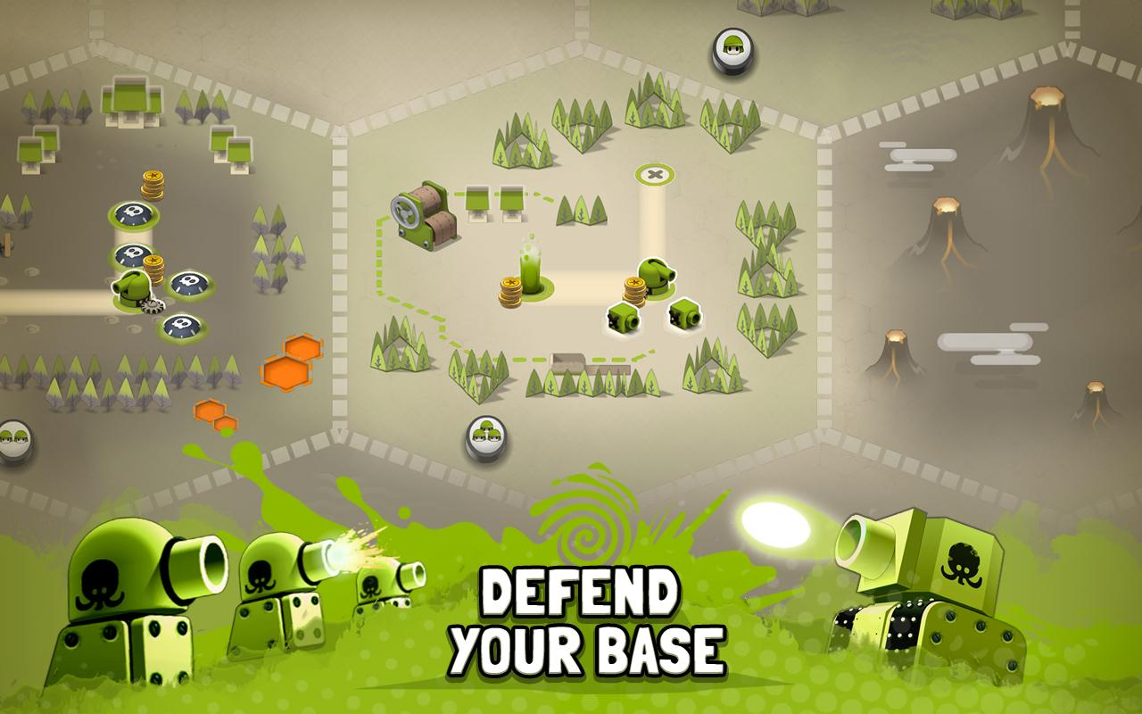 Tactile Wars Screenshot 8