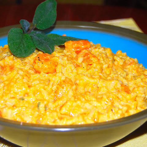 Butternut Squash Risotto (Vegan)