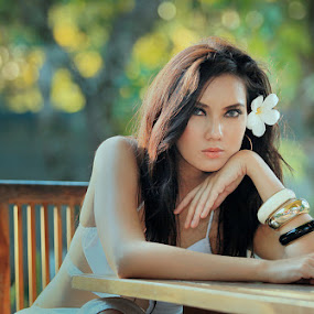 by Achmad Syamsu Hidayat - People Portraits of Women ( fashion, woman, people, portrait )