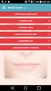 MedSpa Express - screenshot
