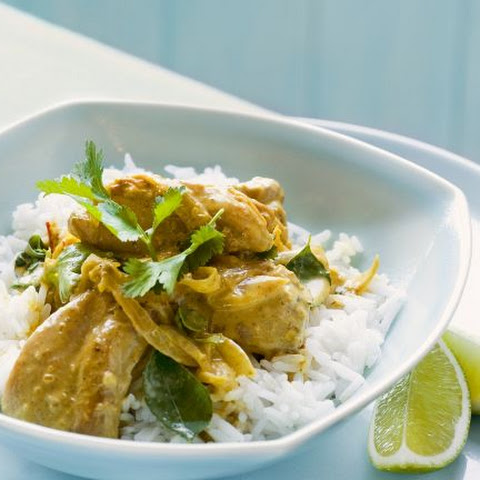 Fragrant Curry with Coriander