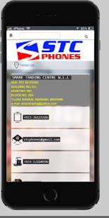 STC PHONES - screenshot