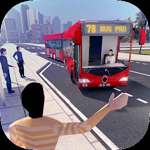 Cover art Bus Simulator PRO 2016