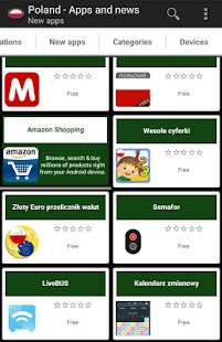 Polish apps and tech news - screenshot
