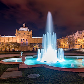by Tomislav Mašera - City,  Street & Park  Fountains