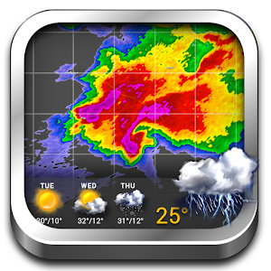Real-time Weather Report & Live Storm Radar For PC