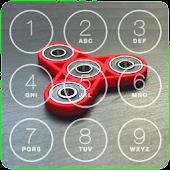 Fidget Spinners Lock Screen HD