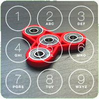 Fidget Spinners Lock Screen HD For PC