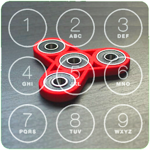 Fidget Spinners Lock Screen HD Online PC (Windows / MAC)
