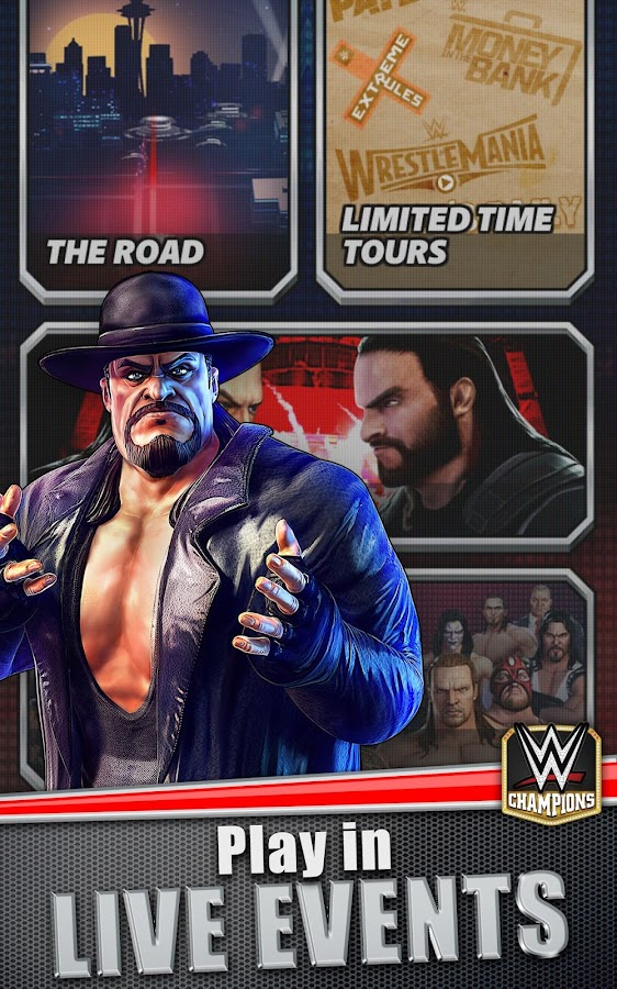 WWE Champions Free Puzzle RPG Screenshot 19
