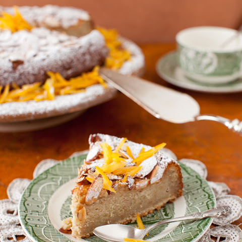 Gateau Grand Marnier - Orange Liqueur Cake