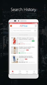 AliPrice -- AliExpress Price Tracker APK screenshot thumbnail 3