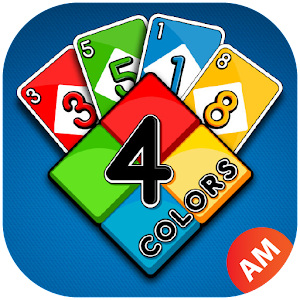 Four Colors Uno Icon