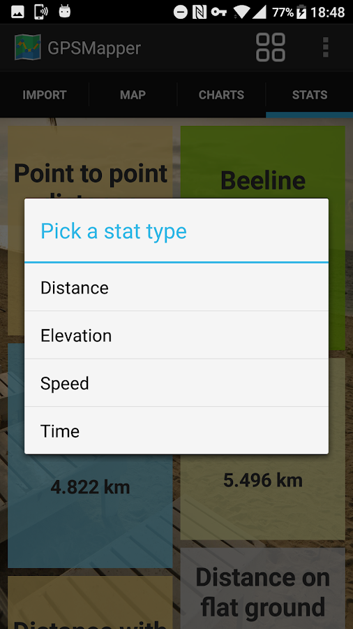 GPS Mapper & Report Generator Screenshot 4