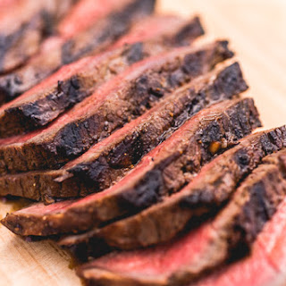 Grilled Marinated London Broil