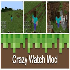 Crazy Watch Mod PE