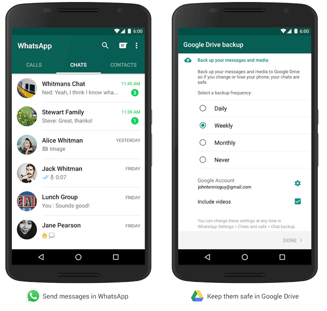share-whatsapp-to-drive