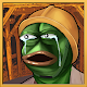 Sad Frog - extreme Alba