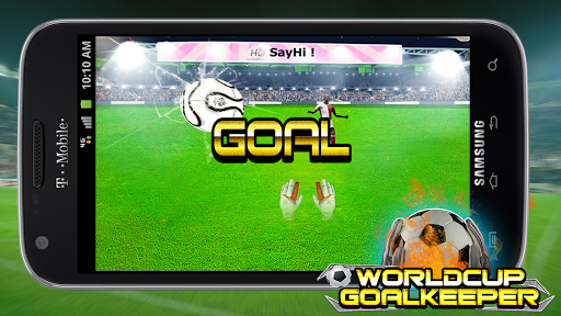 Goal Keeper World Cup 2014 screenshot 4