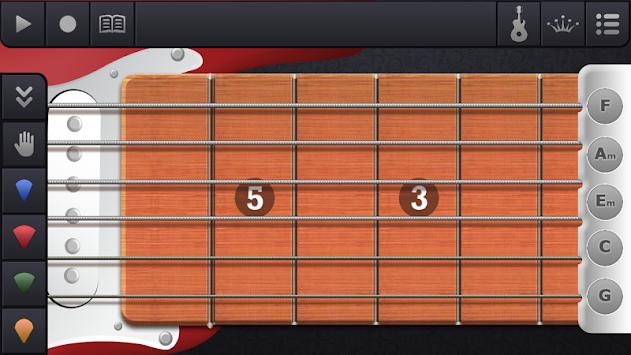 Игра на виртуальной гитаре конкурс
