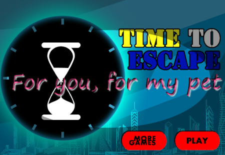 EscapeForYouForMyPet - screenshot
