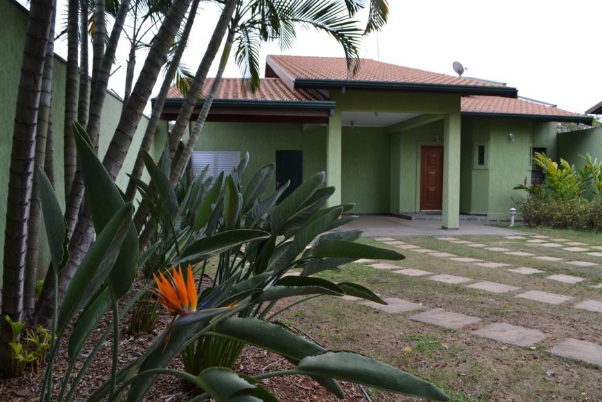 Casa 4 Dorm, Barão Geraldo, Campinas (CA1163)