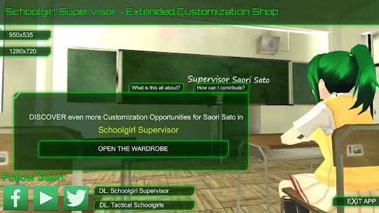 Download Schoolgirl Supervisor Extended APK for Android Kitkat