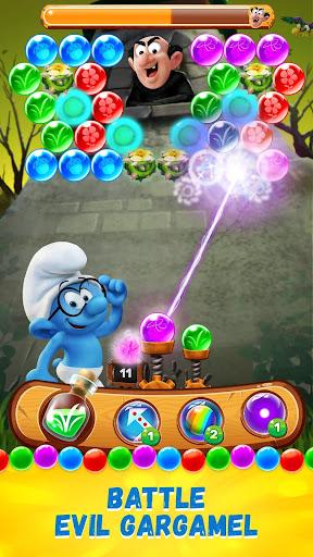 Smurfs Bubble Shooter Story screenshot 6