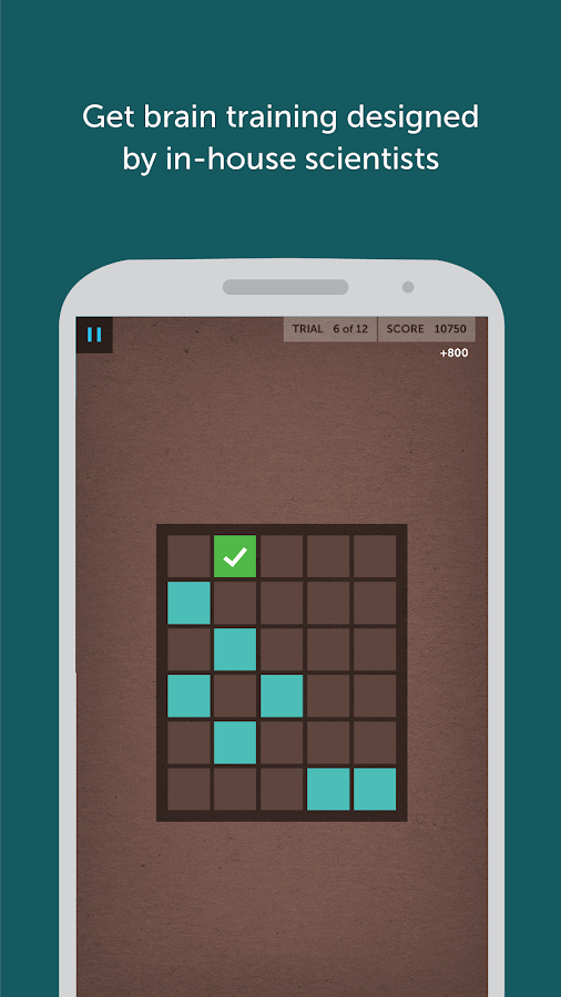 Lumosity - Brain Training Screenshot 0