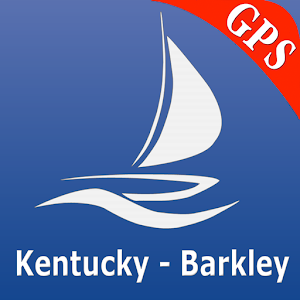 Kentucky & Barkley Offline GPS Lakes Chart For PC / Windows 7/8/10 / Mac – Free Download