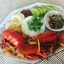 Nasi Lemak Chilli Lobster Supperclub