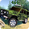 Game Russian Cars: Offroad 4x4 APK for Kindle