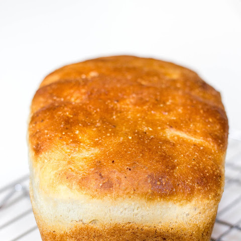Yeast Corn Bread Loaf