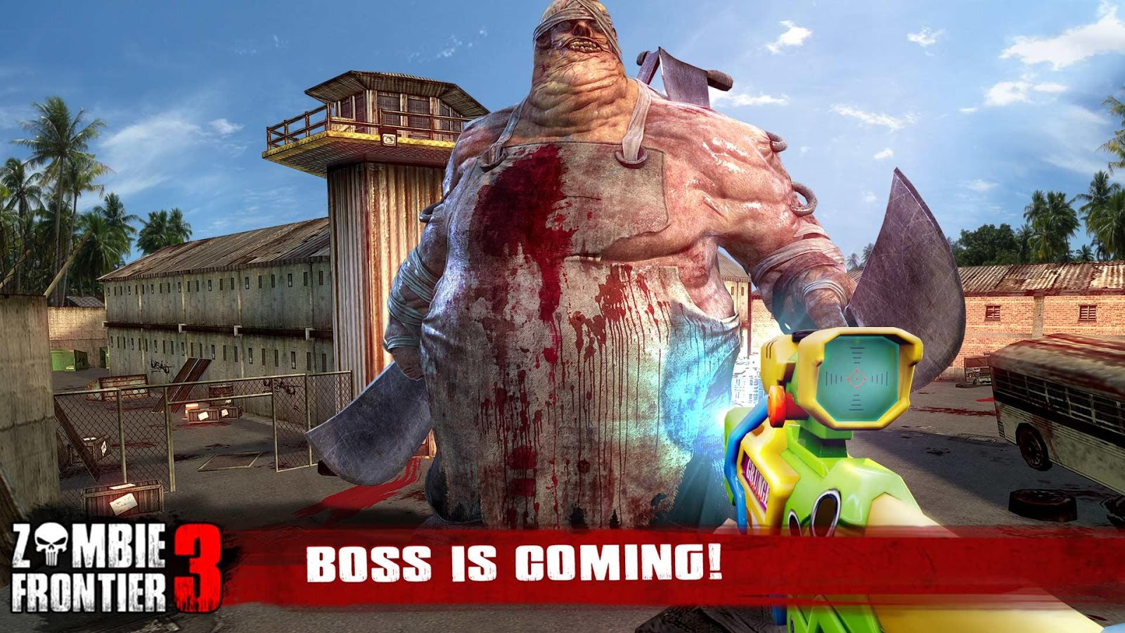 Zombie Frontier 3-Shoot Target Screenshot 2