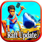 Game -Raft Survival Simulator Multiplayer APK for Kindle