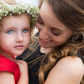 Flower girl by Stephen Alexander - Wedding Other ( wedding photography, wedding, beautiful, bridesmaid, bride, flower girl )