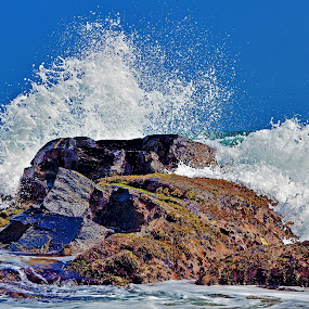 Splash by Naveen Naidu - Landscapes Beaches