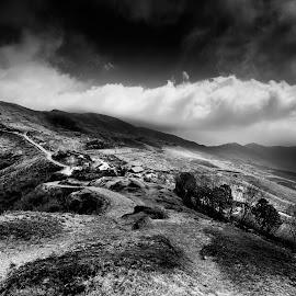 by Joyraj Samanta - Landscapes Mountains & Hills