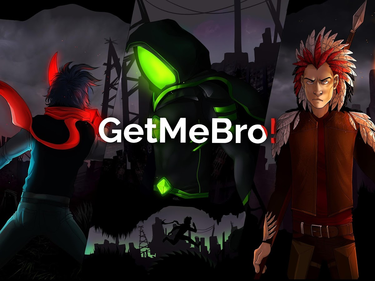 GetMeBro! Screenshot 5