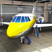 Game Real Plane Mechanic Garage Sim APK for Kindle
