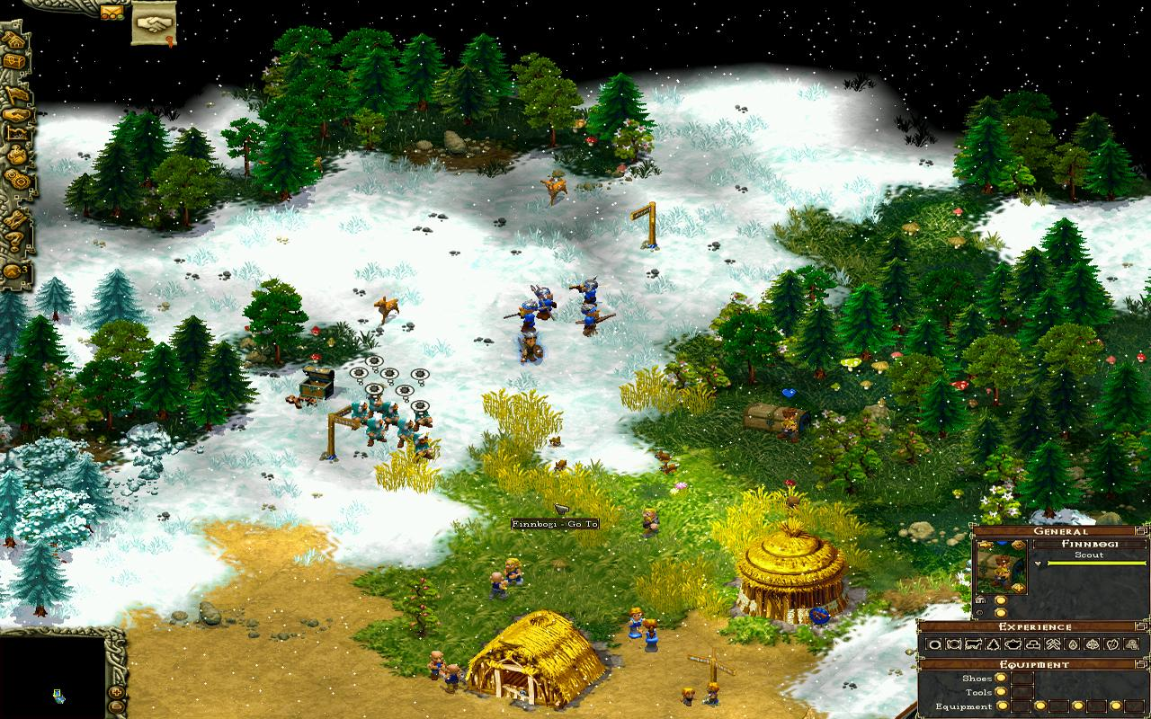Cultures: Northland Screenshot 10