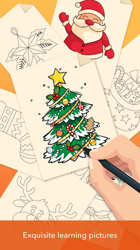 Learn to Draw Christmas For PC