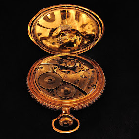 Grand Dads Pocket Watch by Dennis McClintock - Artistic Objects Jewelry ( pocket watch, watch, antique, the great detail challenge ii contest,  )