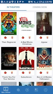 Movies by Flixster, with Rotten Tomatoes for pc