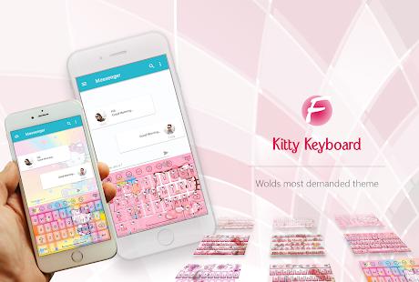 Kitty Keyboard APK for Bluestacks