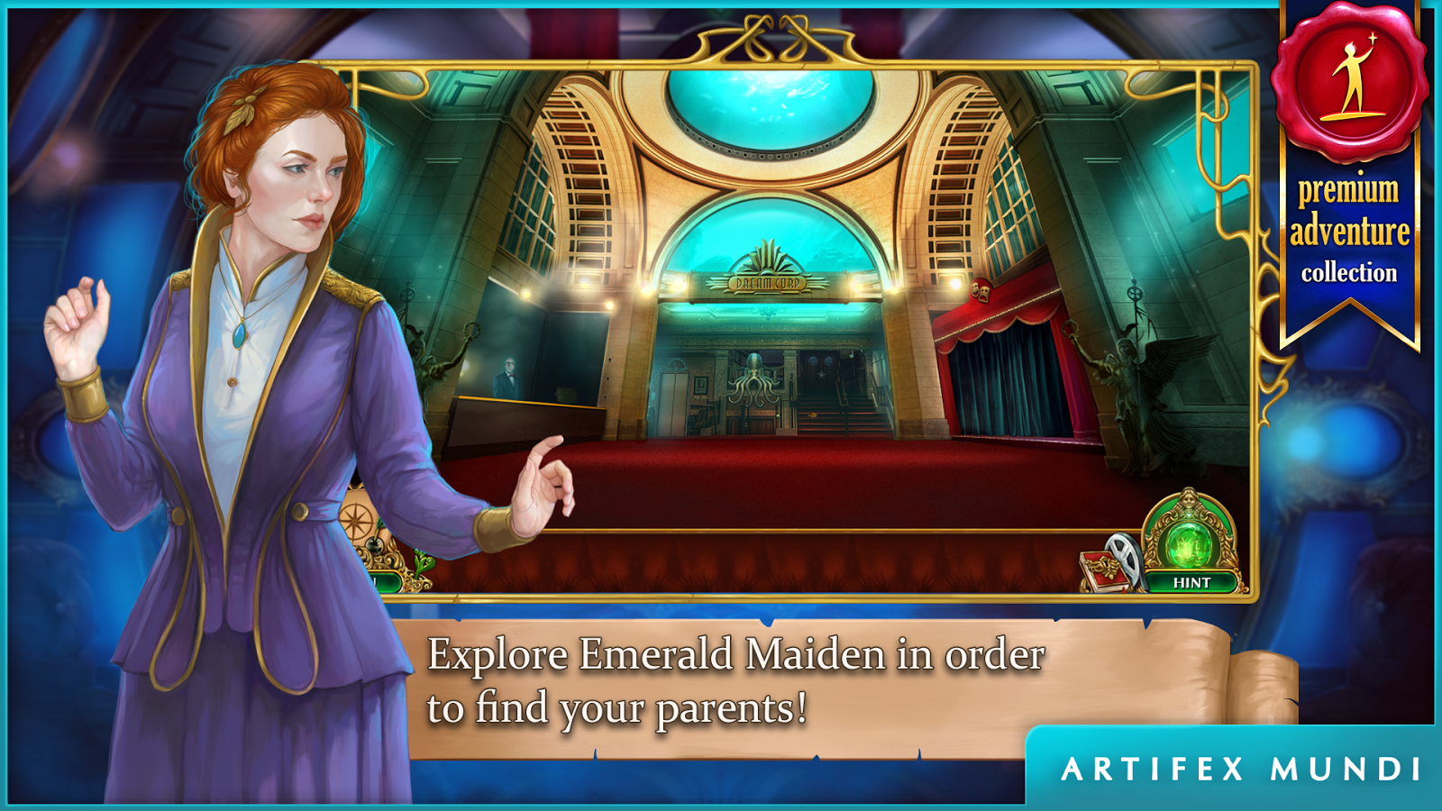 The Emerald Maiden (Full) Screenshot 7