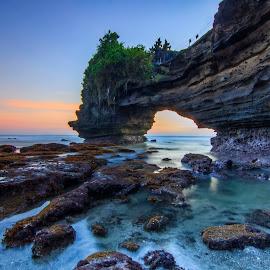 Twilight by Dek Seplo - Landscapes Waterscapes